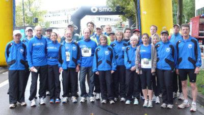 Die LAG beim 2. Gourmet-Marathon in Saarbrücken