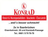 Metzgerei Konrad