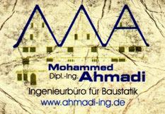 Mohammed Ahmadi Ingenieurbüro für Baustatik
