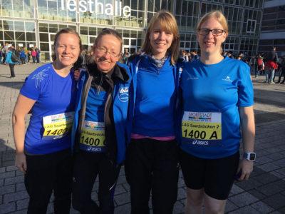 Rückblick Vereinsfahrt zum Frankfurt Marathon 2016