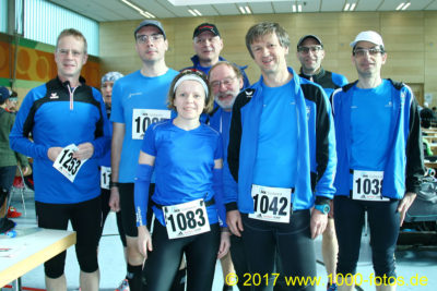Halbmarathon Meisterschaften 2017