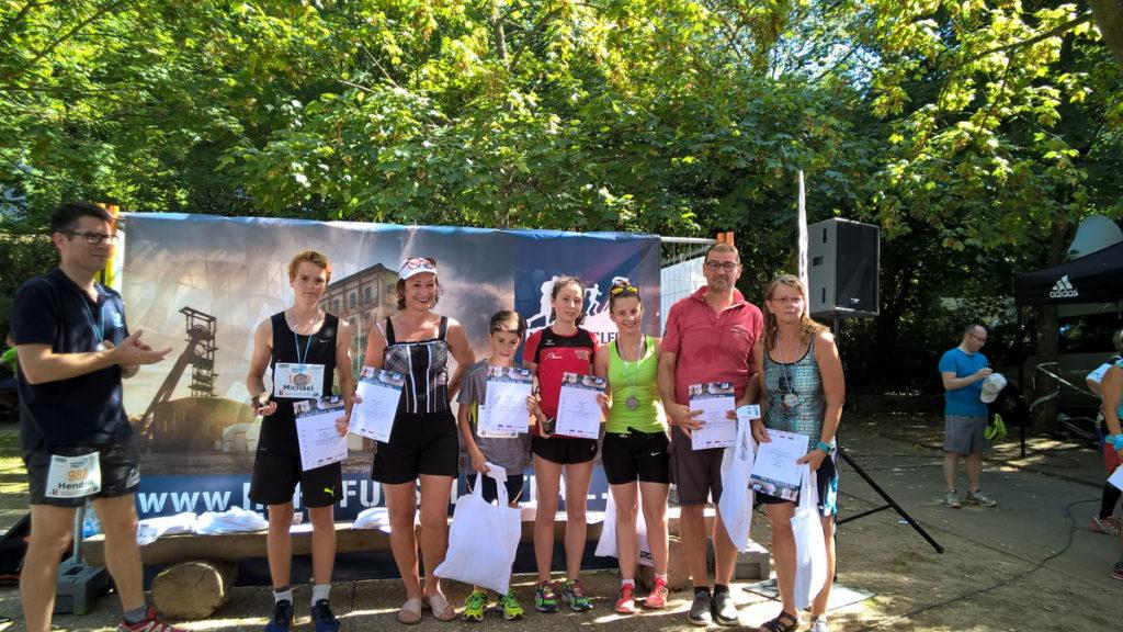 HFT Sieger der 7,5 km Distanz