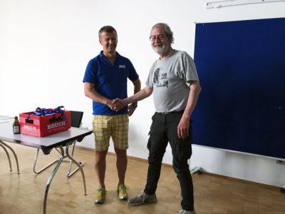 Wechsel an der LAG Spitze: Neuer Vorsitzender Dirk Eichler-Uebel