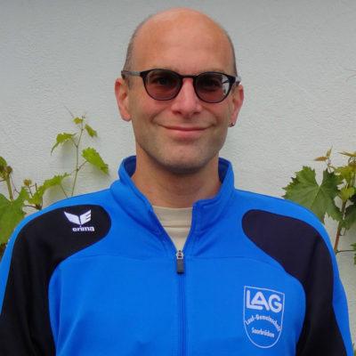 Rainer Rick, stellvertretender Vorsitzender