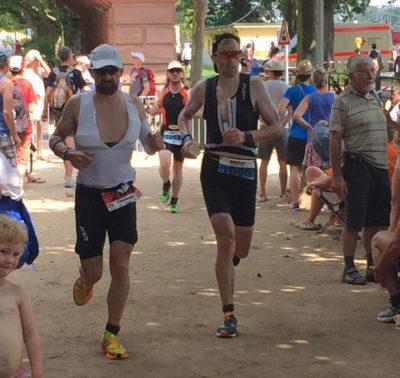 LAG Läufer trotzten der Hitze